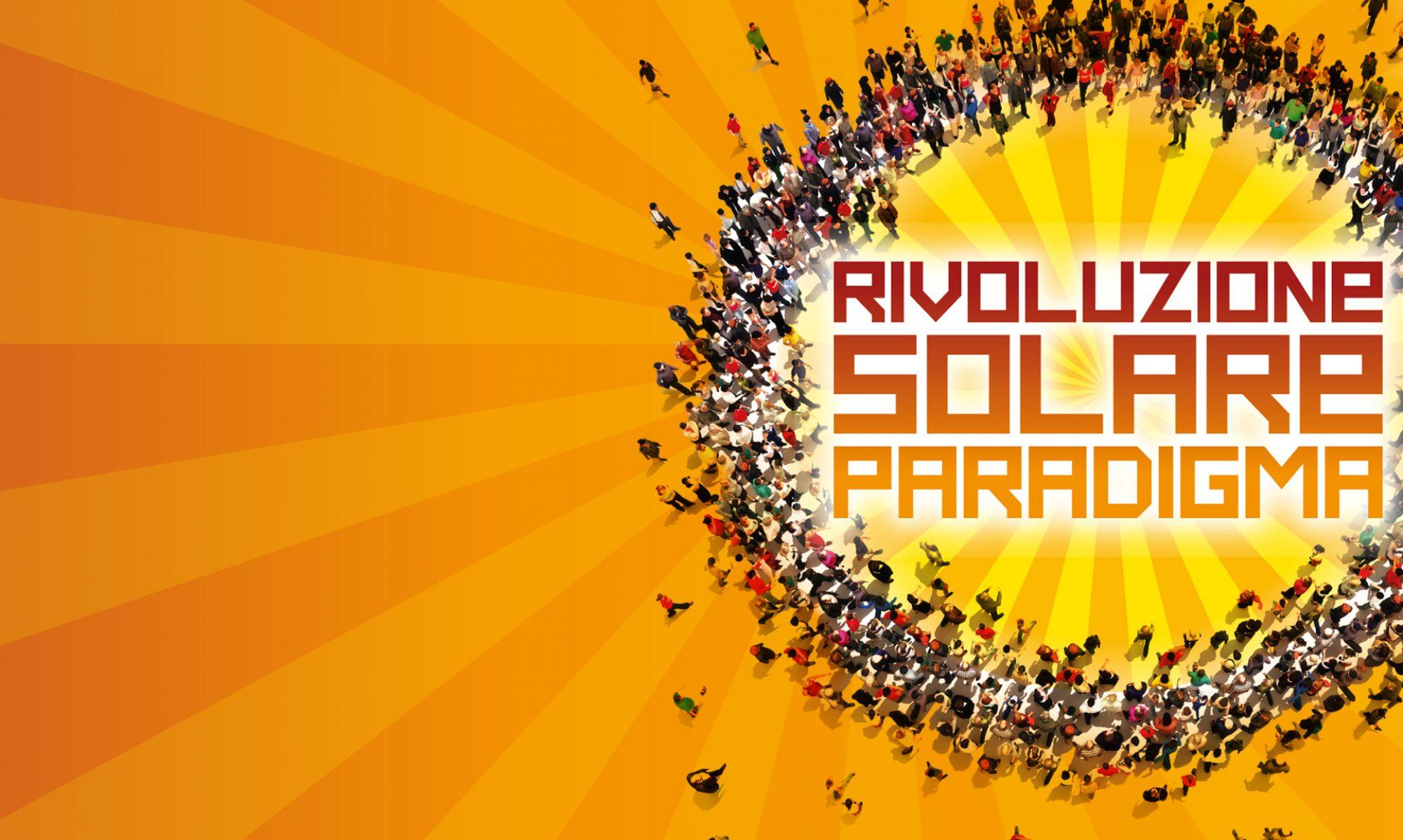 Rivoluzione Solare Paradigma
